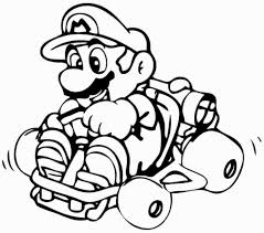 Super Mario Brothers Coloring Pages Coloring Pages Mario