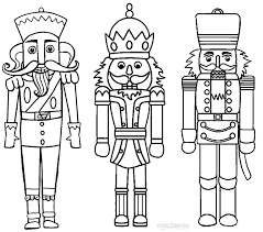 Small Picture Printable Nutcracker Coloring Pages For Kids Cool2bKids Fairy