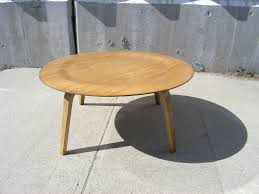 Molded Plywood Ctw Coffee Table By Eames For Herman Miller Replica Uk 8378  1316710