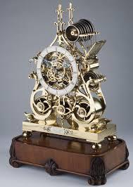 skeleton clocks many diffe shapes
