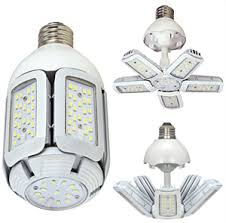 Adjustable light fixture Ceiling Fixture Satco Adjustable Beam Led Corn Cob Light Bulb Green Electrical Supply Satco S29751 Adjustable Beam Corn Cob Led Light Bulb 40w 5000k Mogul