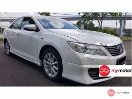 2014 Toyota Camry for sale in Malaysia for RM96,800 | MyMotor