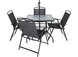 garden table and chair set asda
