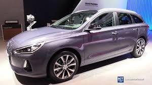 2018 hyundai wagon.  2018 2018 hyundai i30 wagon  exterior and interior walkaround 2017 geneva  motor show for hyundai wagon 1