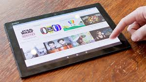 sony z4 tablet. sony xperia z4 tablet review: hands-on with the ipad air 2 rival s