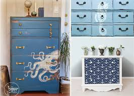 painted dresser ideasDresser Ideas To Add To Your DIY List  PopTalk