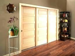 barnwood door hardware bypass sliding closet doors home set