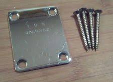 fender stratocaster tom delonge deluxe series guitar fender tom delonge stratocaster guitar neck plate chrome strat blink 182 squier