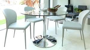 grey round dining table and chairs gray round kitchen table glass round dining table full size