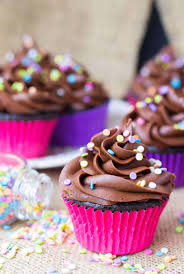 easy chocolate cupcakes made in one bowl rich moist fudgy and way better
