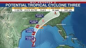 Tracking the Tropics: Tropical storm ...