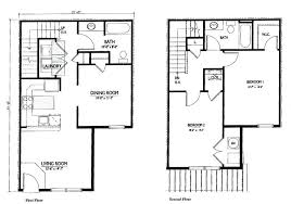 basic house plan incredible design ideas 9 basic 2 story home plans plans simple house and