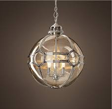 restoration hardware pendant lighting fixtures. victorian globe pendant polished nickel from restoration hardware. another gorgeous light fixture i\u0027d love to own but can\u0027t afford. hardware lighting fixtures c