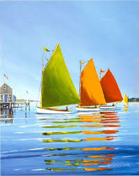 sally caldwell fisher cape cod sail
