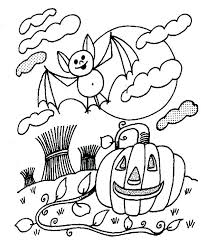 Printable Halloween Coloring Pages To Print Images To Color Free