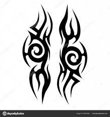 татуировка племенных векторных образцов племенной татуировки