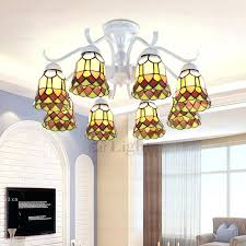 stained glass chandelier stained glass chandelier canada