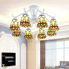 stained glass chandelier stained glass chandelier canada