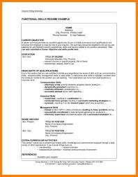 Resume Key Skills Examples For Resume Cover Letter Skill Set
