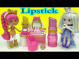 pies lippy lulu s beauty boutique with lipstick makeup kins surprise blind bags