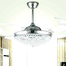 chandelier ceiling fan light kit lamps plus with crystal ii steel 4 oil rubbed bronze chandelier ceiling fan light