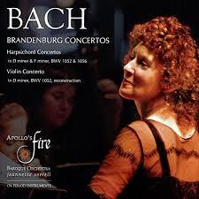 Bach: Brandenburg Concertos, Harpsichord & <b>Violin</b> Concertos by ...