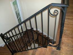 wrought iron stair railing kits. Unique Wrought Wrought Iron Stair Railing Kits Railings For Creating With R