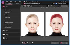 makeupdirector the application enables you to experiment with diffe makeup styles and find the one makeupdirector the program