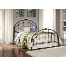 King Size Wrought Iron Beds You'll Love in 2019   Wayfair