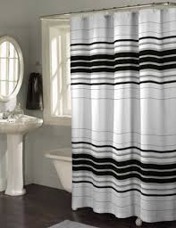 grey and white striped shower curtains best curtains 2017 black white striped shower curtain
