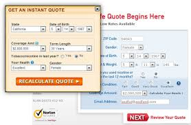 Life Insurance Quotes Calculator Life Insurance Quote Calcul on Life Insurance Calculator 2