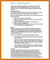 informative essay example written informative speech examples  sample informative informative essay example