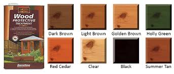 S G Bailey Paints Ltd Barrettine Wood Preserver