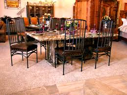 Granite Top Kitchen Table Set Bedroom Winsome Black Granite Top Dining Table Kitchen Set Ded