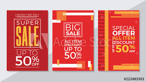 Special Offer Flyer Super Sale Big Sale And Special Offer Flyer Template Buy