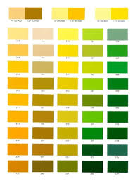 Industrial Paint Colour Chart Yellow Colour Paint Chart Www Bedowntowndaytona Com