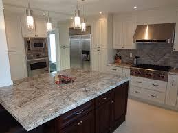 antique white kitchen cabinets with dark island elegant wooden floor wooden flooring white leather seat ideas minimalist white pendant lamps home