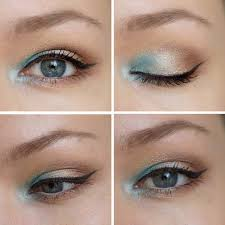 makeup ideas for prom luminous brown and turquoise these are the best makeup ideas