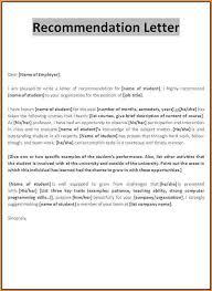 letters of re mendation samples re mendation letter template re mendation letter sample for student