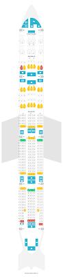 Sitzplan Von Boeing 777 300er 77w Three Class V1 Emirates