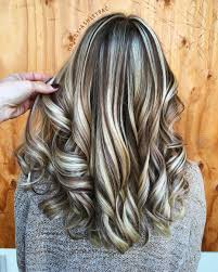 Bright Brown Hair Color