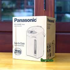Bình thủy điện Panasonic NC-EG4000 (Made in Thailand) giá cạnh tranh