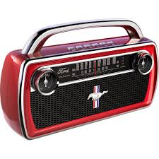 Used <b>ION Audio</b> Ford <b>Mustang</b> Wireless <b>Stereo Speaker MUSTANG</b>
