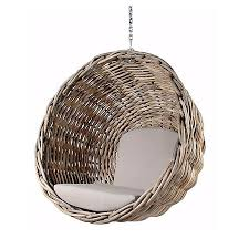 hanging chair. Zulu Hanging Accent Chair
