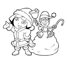 Free Disney Christmas Coloring Pagesloring Pages Weareeachother