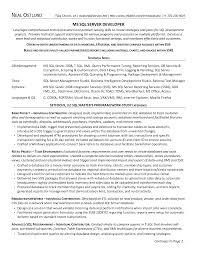 Sql Developer Resume Sample Sql Developer Resume Sample Resume For Study 8
