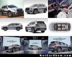 2018 subaru ascent suv.  subaru subaru ascent suv concept 2017  picture 1 of 27 inside 2018 subaru ascent suv
