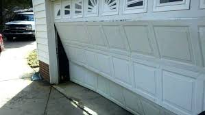 wood garage door panel replacement sections damaged repair pics doors replace panels for
