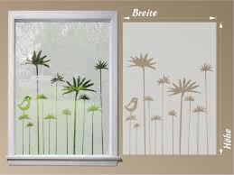 Fensterfolien Motive Sichtschutz