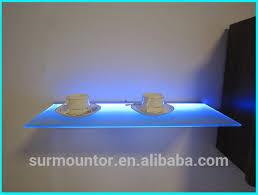 Led Floating Glass Shelves Removed Glass Shelf Light With Driversled Light For Glass Shelf 40